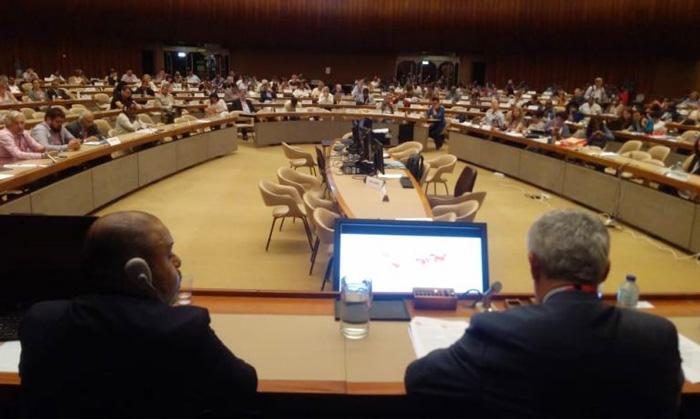A 108ª Conferência da OIT foi realizada em Genebra - Foto: divulgação