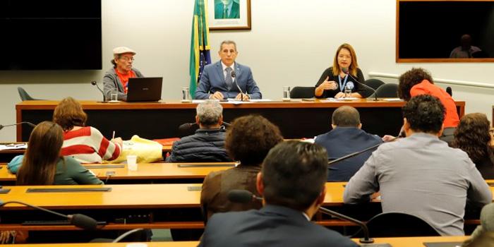 A ausência de Pedro Guimarães foi considerada um desrespeito pelos parlamentares presentes à audiência pública