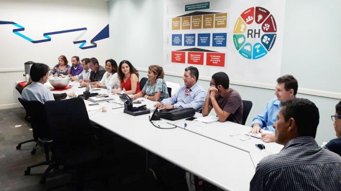 COE discute ampliação do PDE a todos os funcionários