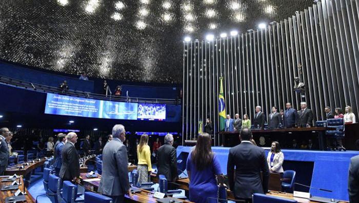 O relator da PEC 6/2019 fez manobras para que o texto seja aprovado no Senado e não tenha que passar novamente pela Câmara dos Deputados - Foto: Geraldo Magela/Agência Senado