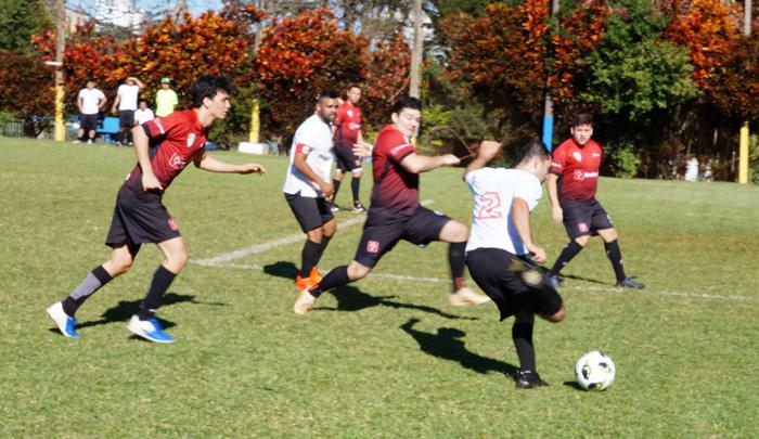O Campeonato de Futebol Suíço deste ano está sendo disputado por sete equipes