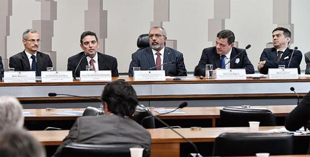 A Audiência Pública na CDH do Senado apontou os riscos e incertezas que o sistema de capitalização apresenta -  Foto: Geraldo Magela/Agência Senado