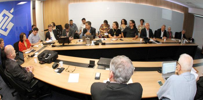 As entidades representativas dos funcionários do BB buscam uma proposta melhor para a Cassi - Foto:  Guina Ferraz/Contraf-CUT