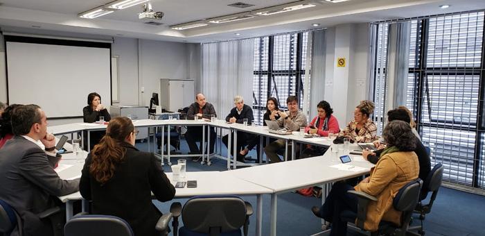 Comissão de Empresa discutiu as condições de trabalho dos funcionários nas Centrais de Relacionamento do BB