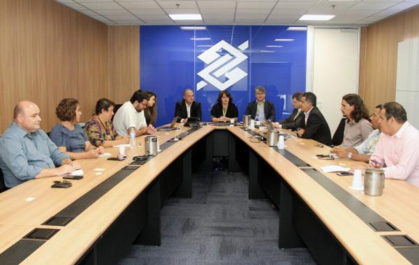 Integrantes da Comissão de Empresa criticaram a falta de comunicação pelo BB sobre mudanças na CCV