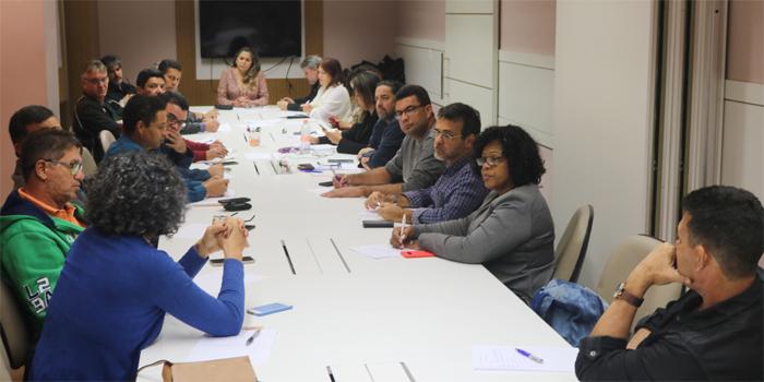 A COE se reuniu na segunda-feira (19) para definir as estratégias de negociação com o Bradesco