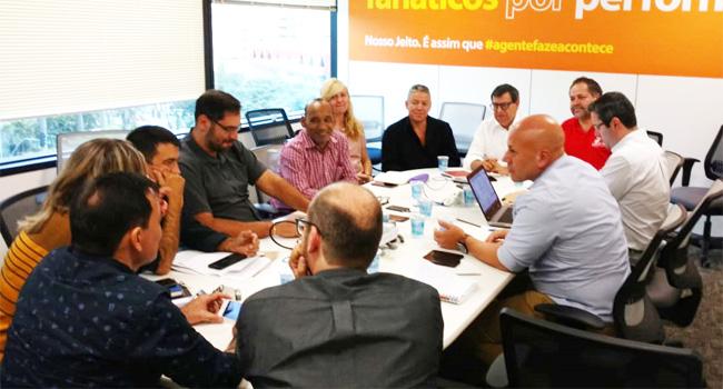A negociação com o Itaú tratou de assuntos relacionados a Emprego e Saúde