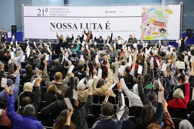 Evento fortalece unidade nacional e traça estratégias para defesa de direitos