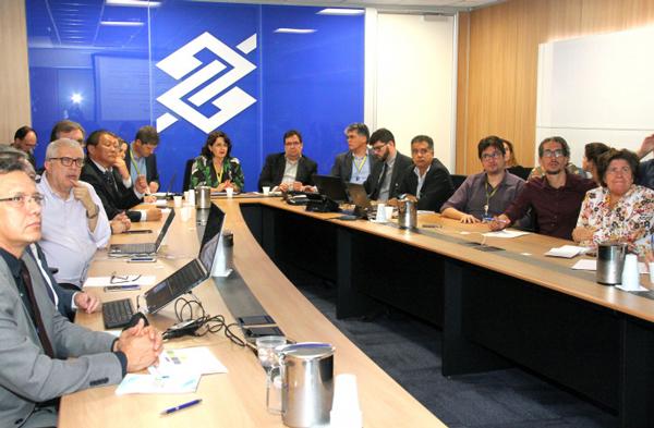 A CEBB cobrou melhorias na proposta do banco em relação ao custeio e à manutenção dos direitos dos associados - Foto: Guina Ferraz/Contraf-CUT