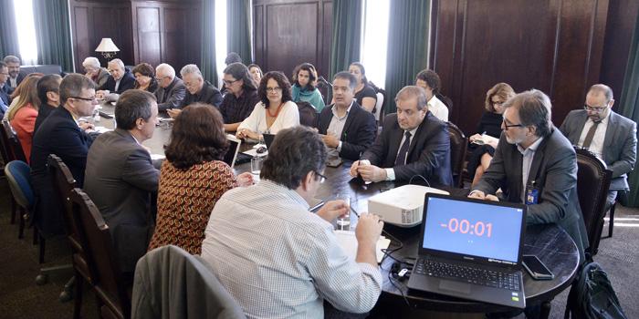 Entidades representativas analisarão a proposta para orientar o Corpo de Associados - Foto: Nando Neves