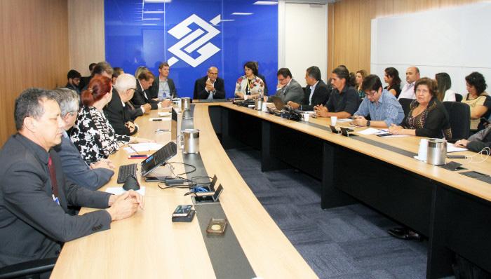 As entidades consideraram a proposta insuficiente e impossível de ser debatida com o Corpo Social da Cassi - Foto: Guina Ferraz/Contraf-CUT