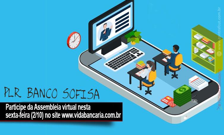 Sindicato de Londrina realiza Assembleia virtual nesta sexta (2/10) dos funcionários do Banco Sofisa