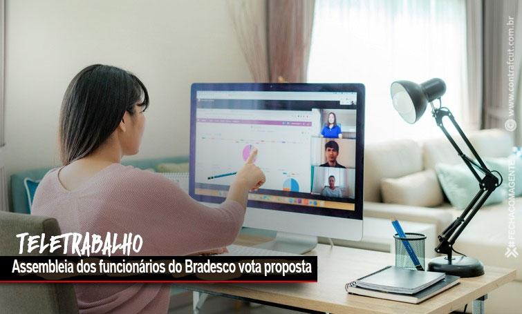 Bancári@s da base de Londrina participam de Assembleia virtual específica