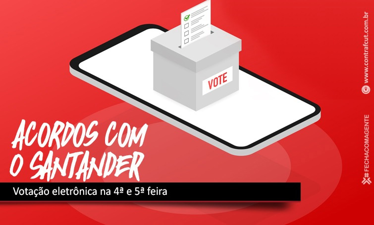 Vote SIM para todos os Acordos!