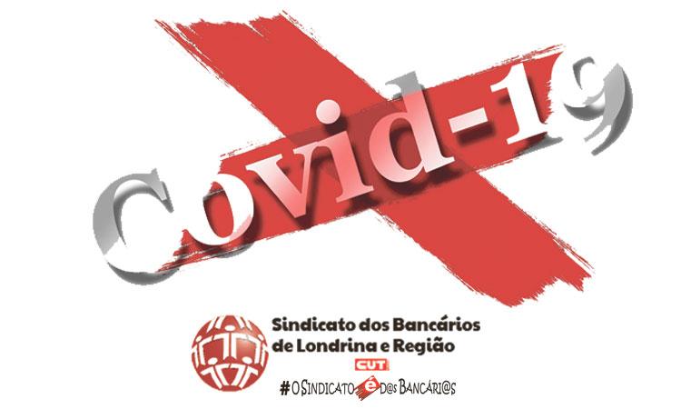 O Sindicato de Londrina enviou ofício ao prefeito Marcelo Belinati solicitando prioridade na vacinação d@s bancári@s