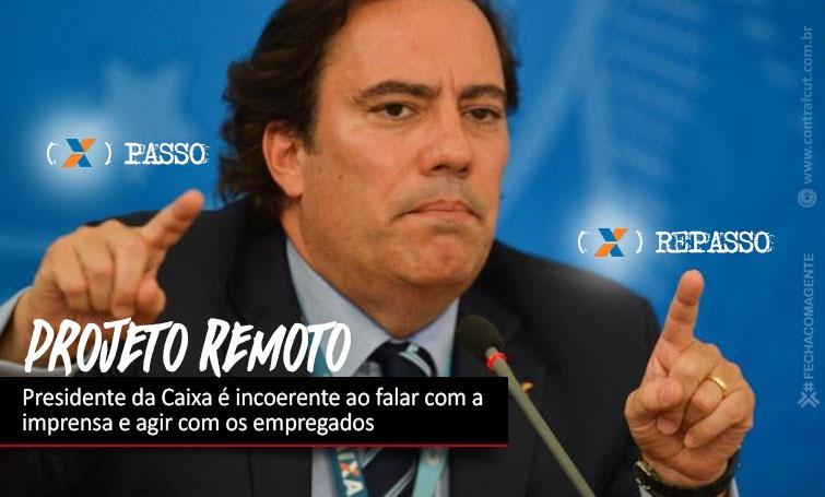 Pedro Guimarães muda discurso em relação ao trabalho remoto