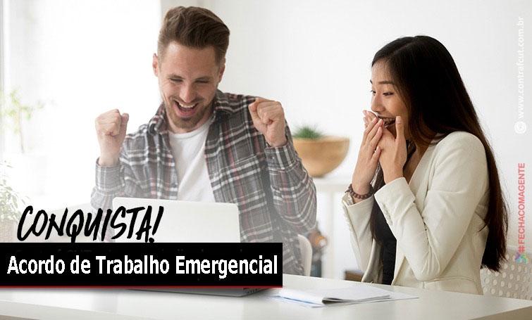 Contraf-CUT orienta funcionários a aprovar proposta do Acordo Emergencial