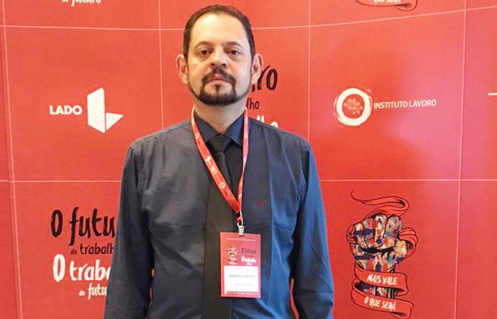 Marcos Neves foi diretor do Sindicato de Londrina por vários anos e atualmente era secretário de Assuntos Jurídicos da FETEC-CUT/PR