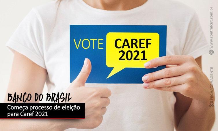 Eleição para o Caref começa nesta sexta (8). Vote Débora Fonseca