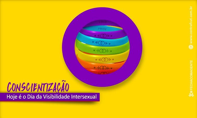 Hoje é o Dia da Visibilidade Intersexual