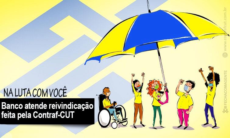 Banco do Brasil antecipa pagamento do Vale-alimentação e do 13º salário