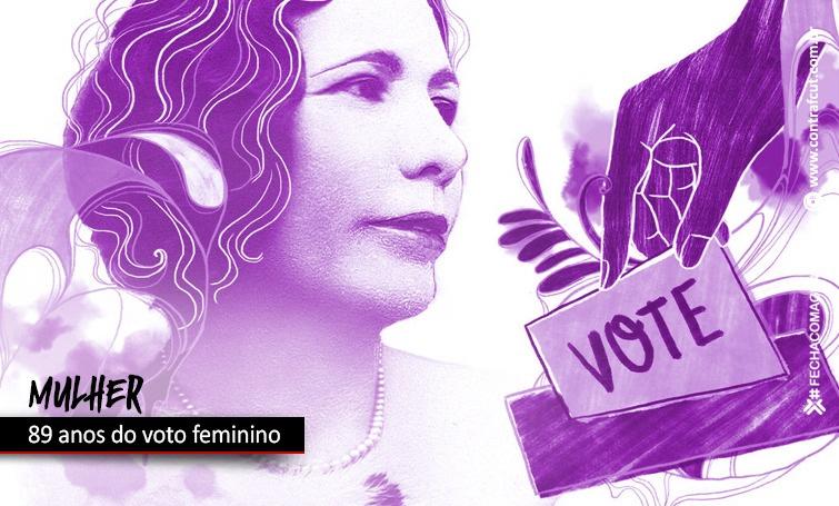 Direito ao voto feminino faz 89 anos no Brasil