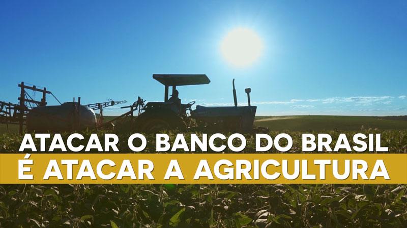 Fetec-CUT/PR produz novo vídeo sobre importância do Banco do Brasil