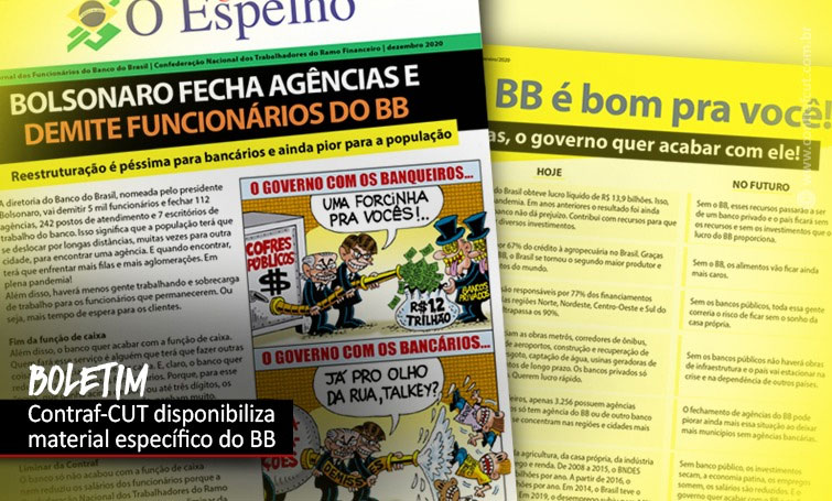 Boletim e revista destacam papel do Banco do Brasil para o País