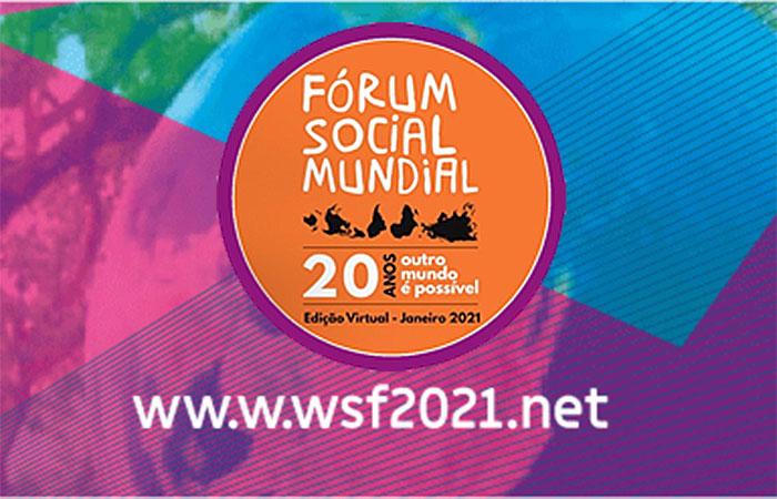 Fórum Social Mundial 2021 será aberto no sábado (23)