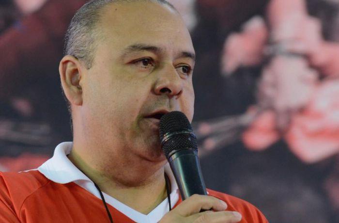 Vagner Freitas é presidente nacional da CUT - Foto: Jordana Mercado