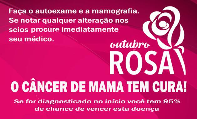 Bancária: é hora de aderir à campanha de prevenção do câncer de mama