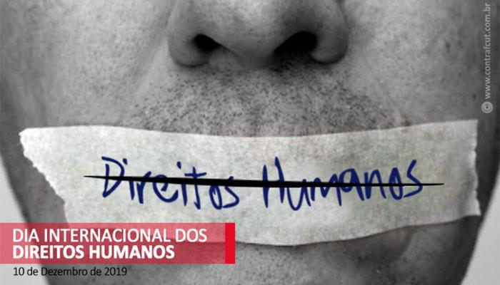 Dia Internacional dos Direitos Humanos encerra Campanha pelo Fim da Violência contra a Mulher em 2019