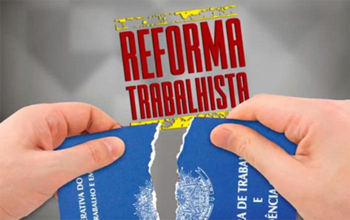Reforma trabalhista é rejeitada por 81% dos brasileiros