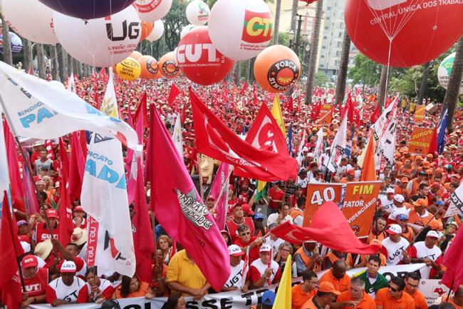 Mobilização da Classe Trabalhadora garantiu a Política de Valorização do Salário Mínimo