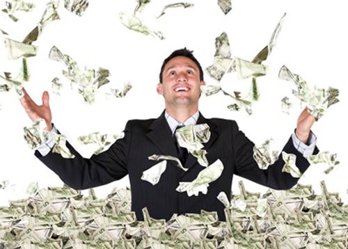 Presidentes de grandes empresas ganham fortunas