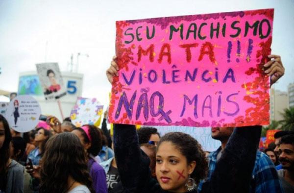 O Brasil tem a quinta maior taxa de feminicídio do mundo - Foto: Fernando Frazão/Fotos Públicas