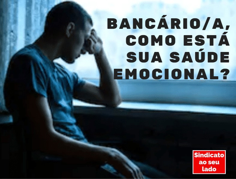 Bancári@, se as pressões no banco estão afetando sua vida, procure ajuda médica!