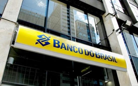 O Banco do Brasil enxugou seu quadro de pessoal em 2,2% entre 2017 e 2018