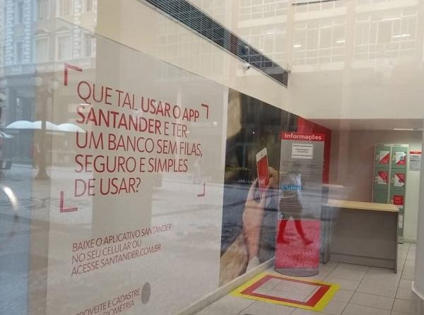 Presente em diversas regiões do mundo, o Santander tem no Brasil a maior parcela dos seu lucro global