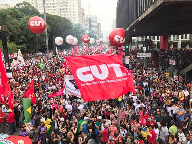 Centrais Sindicais convocam mobilização para dia 12/07