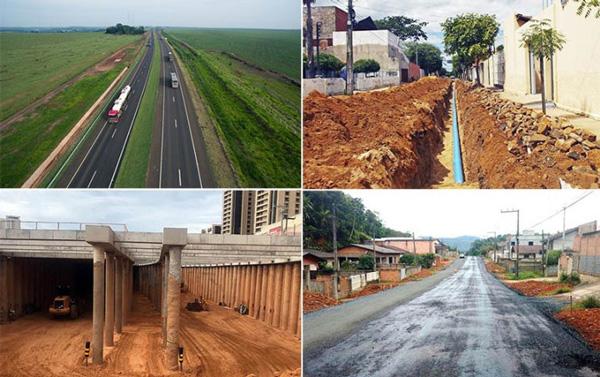 Financiamento da habitação popular, obras de infraestrutura e diversas outras linhas de crédito abertas pela Caixa promovem o desenvolvimento do País