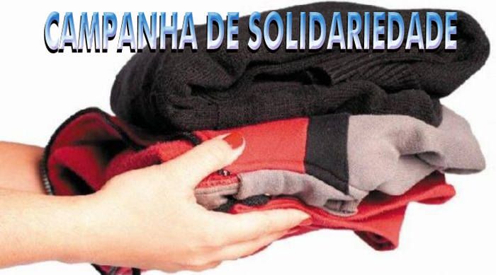 Participe: doe calças, blusas, cobertores e toucas a moradores de rua