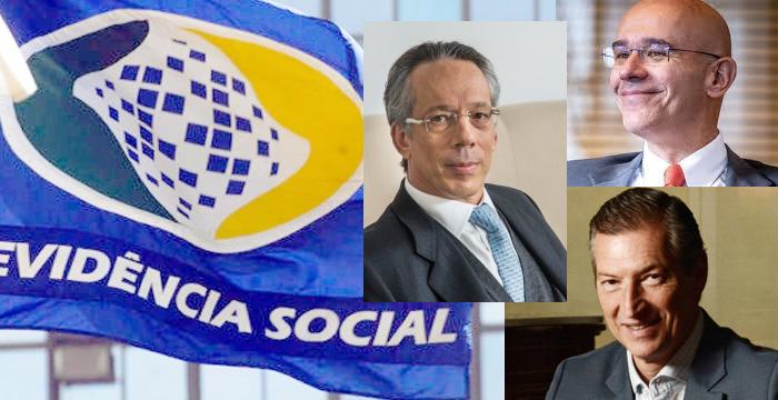 Candido Bracher, Sérgio Rial e Octavio de Lazari se declaram a favor da reforma da Previdência, de olho no aumento dos lucros dos bancos privados