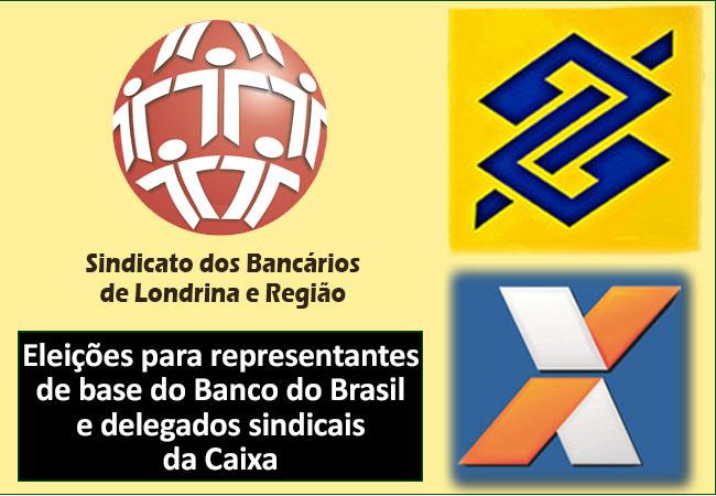 Dia 16/10 abrem inscrições para representantes de base do BB e delegados sindicais da Caixa