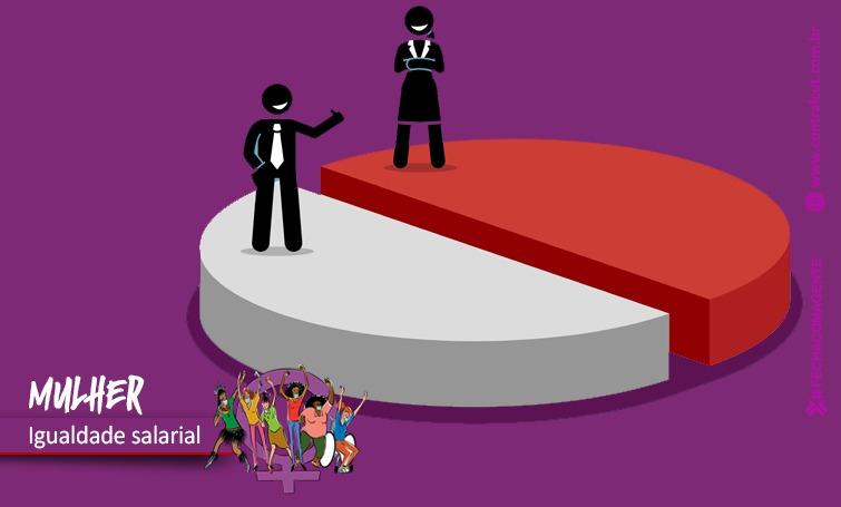 Projeto aprovado no Senado combate desigualdade salarial entre homens e mulheres