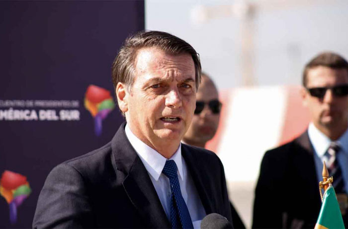 Bolsonaro sabota medidas contra a Covid-19, diz Human Rights Watch