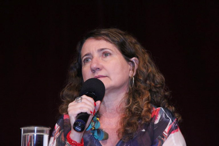 Mônica Dieb foi dirigente do Sindicato de Brasília e também atuou como assessora da Dipes