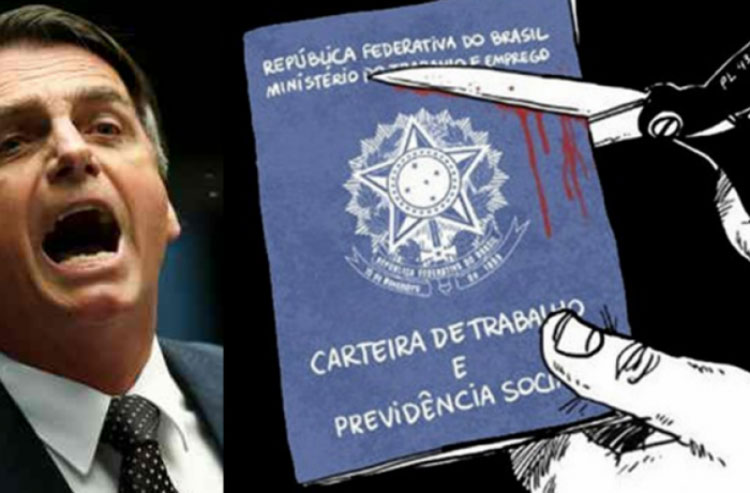 Sem projeto para o desenvolvimento do País, governo retira direitos e reduz papel do Estado
