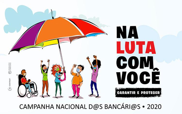 Bancári@s aprovam acordo com reajuste e todos os direitos da CCT