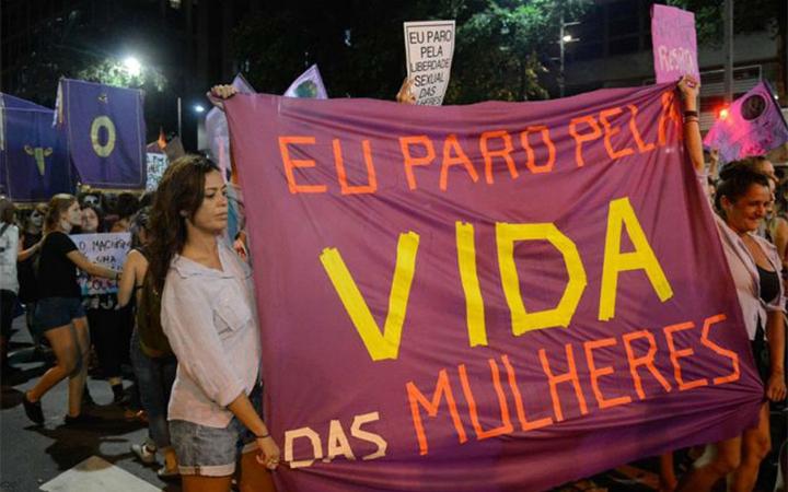 Taxa de feminicídios no Brasil aumentou: a cada oito horas uma mulher é assassinada - Foto: Fernando Frazão/EBC